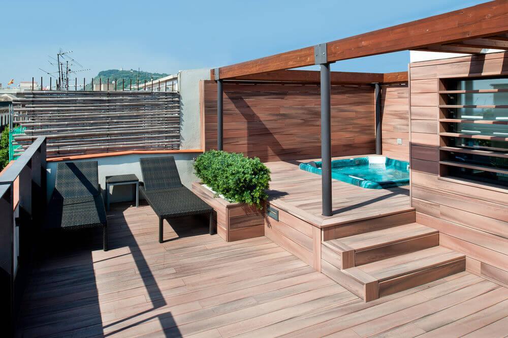 Escapada rom ntica a barcelona - Hoteles con piscina en barcelona ...