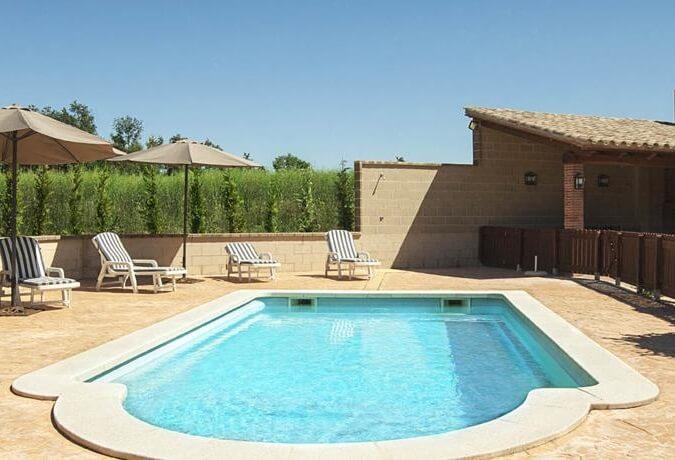 Hoteles con piscina privada en la habitaci n girona - Hoteles en huesca con piscina ...