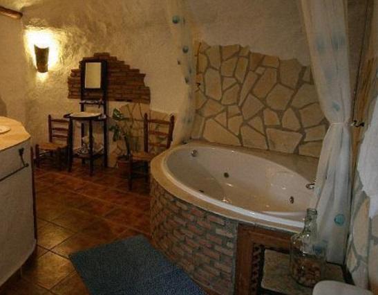 Hoteles con jacuzzi privado en la habitaci n en granada - Casas cueva granada jacuzzi ...