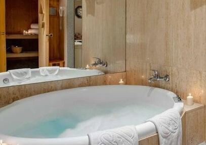 hoteles con jacuzzi privado en la habitacin madrid