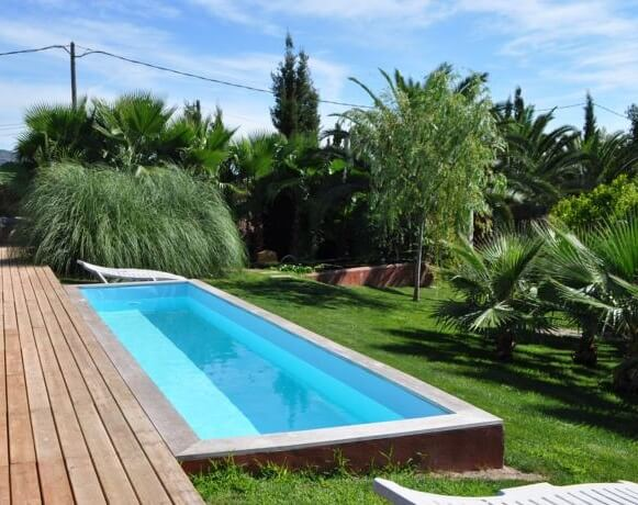 Hoteles con piscina privada en la habitaci n tarragona - Hotel a pejo con piscina ...