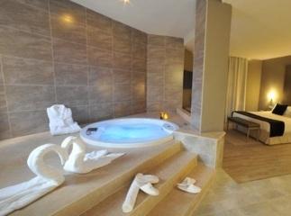 hoteles alicante habitacion con jacuzzi