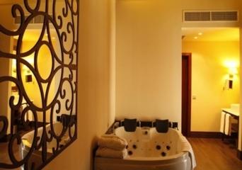 Hoteles con jacuzzi en la habitaci n castell n - Spa en castellon ...