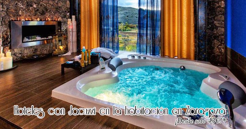 Hoteles Con Jacuzzi Privado En La Habitación En Zaragoza Desde Solo 45 Quenosvamos Com
