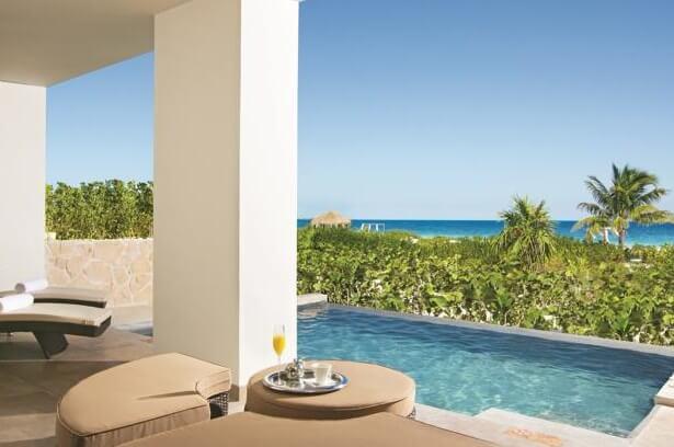Hoteles con jacuzzi privado en la habitaci n en canc n - Habitacion piscina climatizada privada ...